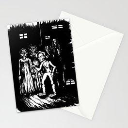 A step into Oblivion Stationery Cards