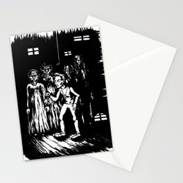 A step into Oblivion Stationery Cards