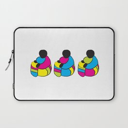 3 Drummer Men Laptop Sleeve