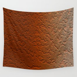Copper Skin Wall Tapestry