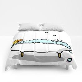 Tub Time Comforters