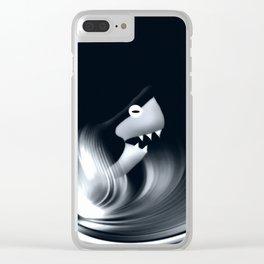 Hai Clear iPhone Case