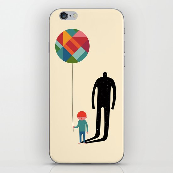 Grow Up iPhone & iPod Skin