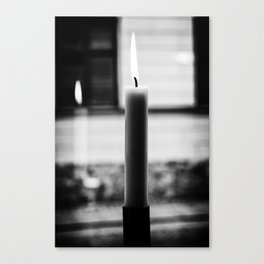 Spread The Light Canvas Print