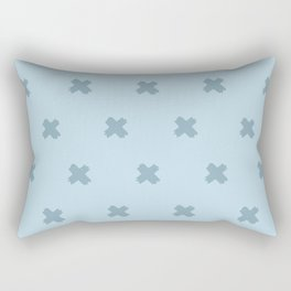 cross (8) Rectangular Pillow