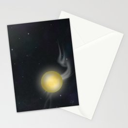 Golden Planet Stationery Cards