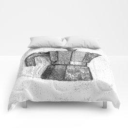 Design coffee maker Comforters