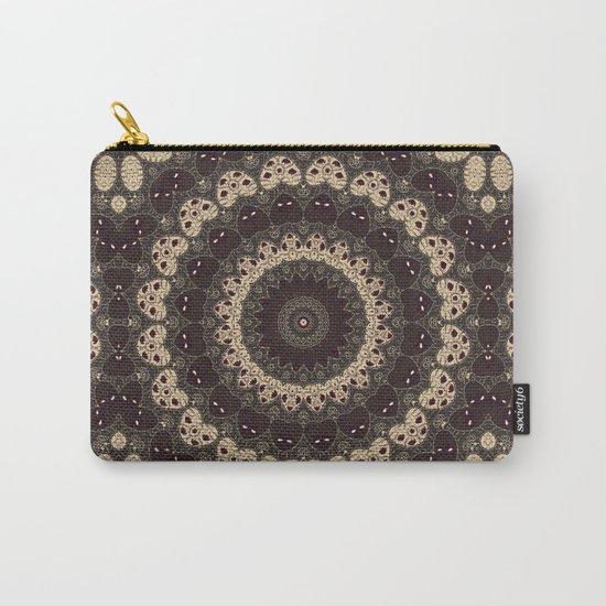 Mandala Arabica . Carry-All Pouch
