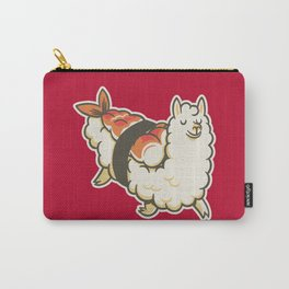 Alpaca Sushi Niguiri I Carry-All Pouch