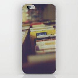 Bibliophilia iPhone Skin