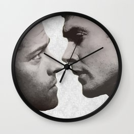 The Profound Bond Wall Clock