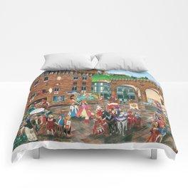 FIRENZE _ PIAZZA DELLA SIGNORIA Comforters