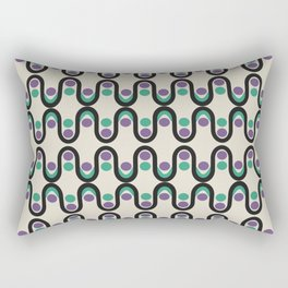 Steve Dots Pucci Rectangular Pillow