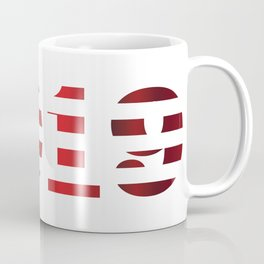 2019 American Flag Coffee Mug
