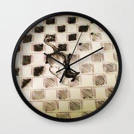 Kitteh Wall Clock