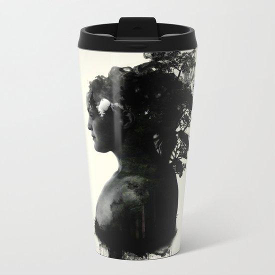 Mother Earth Metal Travel Mug