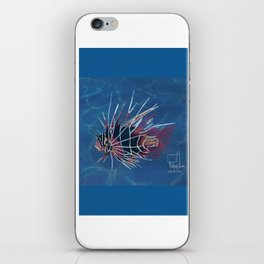 Lionfish iPhone Skin