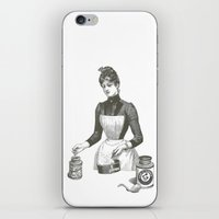 cooking iPhone & iPod Skins featuring Cooking by MICKEY FICKEY GALLERY