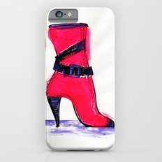 but i wore my boots iPhone 6s Slim Case