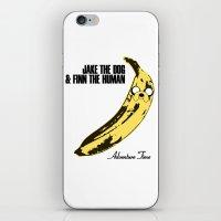 velvet underground iPhone & iPod Skins featuring The Velvet Ooonderground by Hitsville