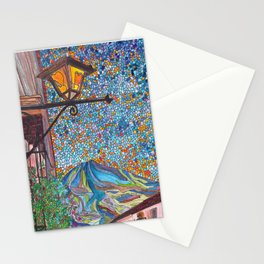 A Lamp in Antigua Stationery Cards