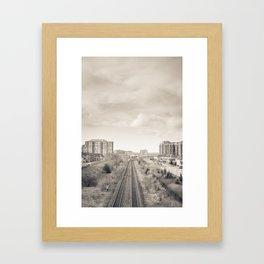 Vantage Point Framed Art Print