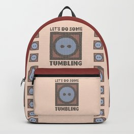 Let's Do Some Tumbling Backpack