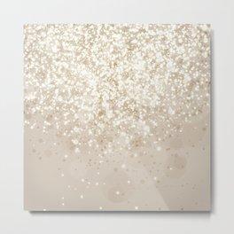 Glitteresques IV:VII Metal Print