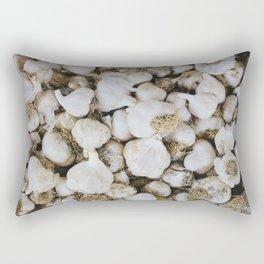 Garlic cloves Rectangular Pillow