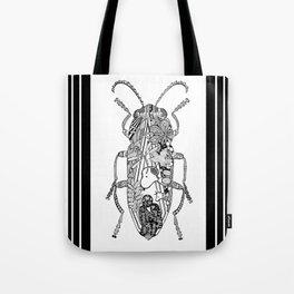 BE ONE GROW ROOTS by Mady Thieme Tote Bag