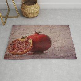 pomegranate Rug
