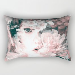 blooming 2 Rectangular Pillow