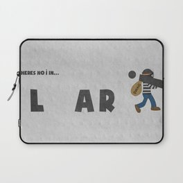 Liar Laptop Sleeve
