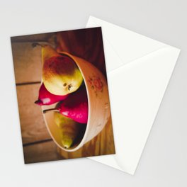 Pears II Stationery Cards