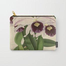 The Orchid Album - Dendrobium Suavissimum Carry-All Pouch
