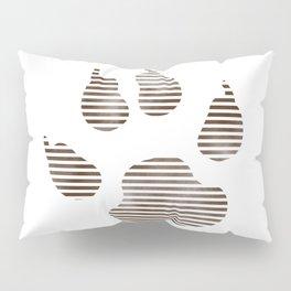 Paw Pillow Sham