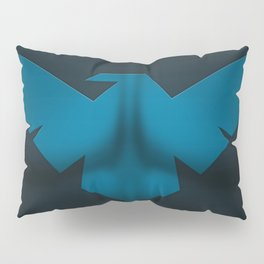 Nightwing2: Superhero Art Pillow Sham