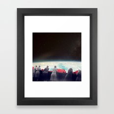 They Are Waiting For Us Framed Art Print