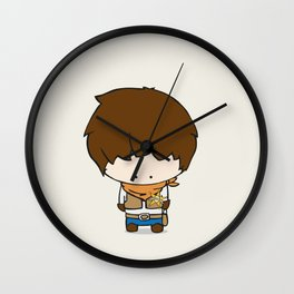 Colby the Cowboy Wall Clock