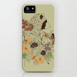 Northern Bear iPhone Case