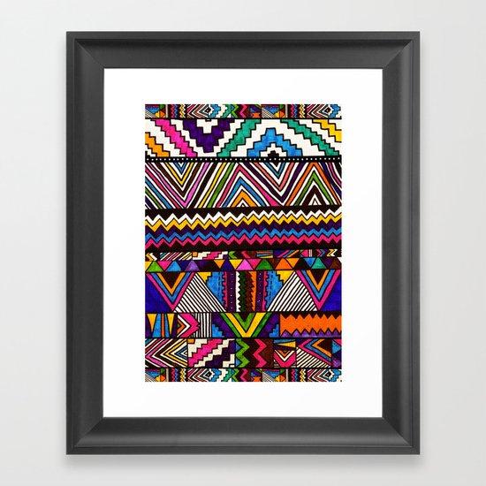 ▲TECPAN▲ Framed Art Print