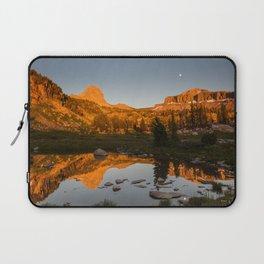 Alaska Basin Sunset Laptop Sleeve
