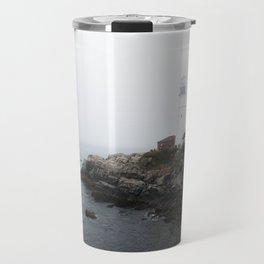 Wistful Ocean Day Travel Mug