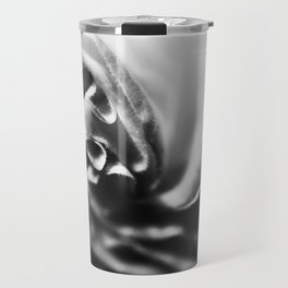 Unfurling Datura. Travel Mug
