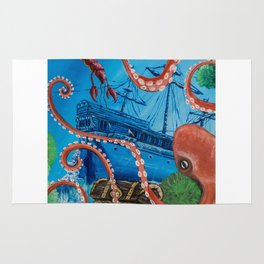 Clotiles Ocean Adventure Rug