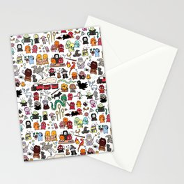 Kawaii Harry Potter Doodle Stationery Cards
