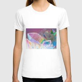 Opal Aura Quartz Crystal 1 T-shirt