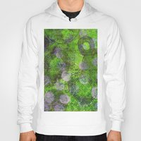circles Hoodies featuring Circles by Sandra Hedicke Clark