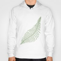 fern Hoodies featuring fern  by Bonnie Durham