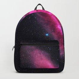 Pink cloud in space Backpack